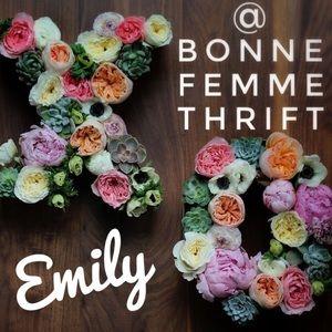 Meet your Posher, Emily